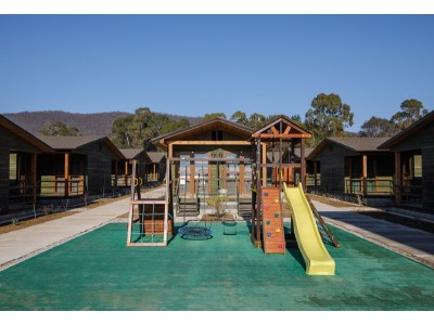 Отель Green Terrace Абхазия   Детская площадка