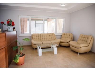 Отель Green Terrace Абхазия   Ресепшн