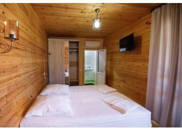 Люкс 4-местный 2-этажный   Отель «Green Terrace»  Абхазия Новый Афон