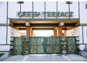 Бассейны в отеле Green Terrace Абхазия